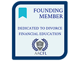 Founding Member Dedicated to Divorce Financial Education